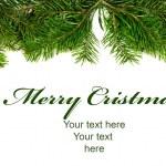 Christmas frame — Stock Photo #31076399