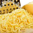 Grated cheese — Stock Photo #31076827