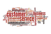 Customer service — Stock Photo