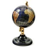 Desk globe — Stock Photo