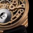 Stock Photo: Mechanical watches and mechanisms