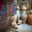 Antique shop in Turkey — Stock Photo