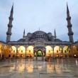 The Blue Mosque in Istanbul Turkey — Stock Photo