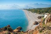 Konyaalti beach, Antalya — Stock Photo