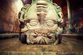 Gorgon Medusa or Medusa's Head — Stock Photo