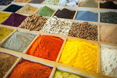 Egyptian spice market — Stock Photo