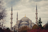 Mosque in Istanbul, Turkey — Stock Photo