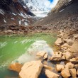 Glacial lake — Stock Photo