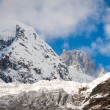 Glacier and high mountains — Stock Photo #36704741