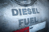 Diesel fuel — Stock Photo