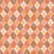 Textured vintage pink triangles background — Stock Photo #36927357