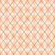 Textured vintage pink triangles background — Stock Photo