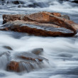 Rocks in the water — Stock Photo