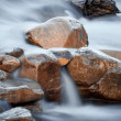 Royalty-Free Stock Photo: Rocks in the water