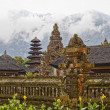 Island of Bali, ancient Indonesian temples — Stock Photo