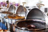 Self-service restaurant — Stock Photo