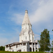 Ascension church in the spring, Kolomenskoe. Moscow — Stock Photo
