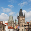 Stare Mesto (Old Town) view, Prague, Czech Republic — Stock Photo #13578729