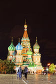 Saint Basil Cathedral in Moscow — Stockfoto