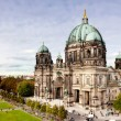 Beautiful day view of Berlin Cathedral (Berliner Dom) — Stock Photo #14080489