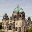 Beautiful day view of Berlin Cathedral (Berliner Dom) — Stock Photo #14080509