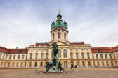 Schloss charlottenburg (palacio de charlottenburg) en berlín, alemania — Foto de Stock