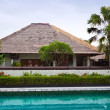 Stok fotoğraf: Swimming pool in hotel in tropics