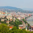 Stock Photo: Panoramic view of Budapest