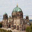 Stock Photo: Berlin, Germany. Berlin cathedral biggest Protestant church