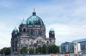 Katedra berlińska — Zdjęcie stockowe