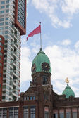 Architecture of Rotterdam — Stock Photo