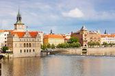 Czech republic, Prague, city views in the summer — Stock Photo