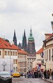 PRAGUE,CZECH REPUBLIC — Stock Photo