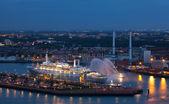 Rotterdam, países baixos — Foto Stock