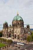 Berlin, Germany. Berlin cathedral the biggest Protestant church — Stock Photo