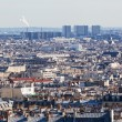 Aerial view of Paris — Stock Photo #18644235