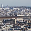 Aerial view of Paris — Stock Photo #18644307
