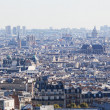 Aerial view of Paris — Stock Photo #18644325