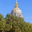 View of Les Invalides, Paris — Stock Photo #18644373