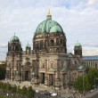 Berlin Cathedral (Berliner Dom) - Stock Photo