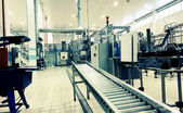 Water factory — Stock Photo