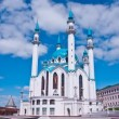 Kul Sharif mosque in Kazan Kremlin. Russia. — Stock Video