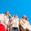 Group of North AmericIndians — Stock Photo #26454821