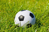 Soccerball — Stock Photo
