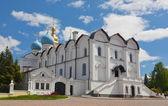 Blagoveshchensk cathedral in the Kazan Kremlin, Russia — Stock Photo