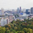 Arial panoramof Rotterdam, Holland — Stock Photo #27551529