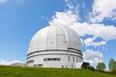 "Radioastronomy Observatory ""Zelenchukskaya"", Russian — Stock Photo"
