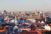 Bratislava tarihi merkezi görünümü — Stok fotoğraf