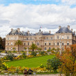 Palais du Luxembourg, Paris, France — Stock Photo