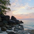 Sunrise over the Andaman Sea, Thailand — Stock Photo